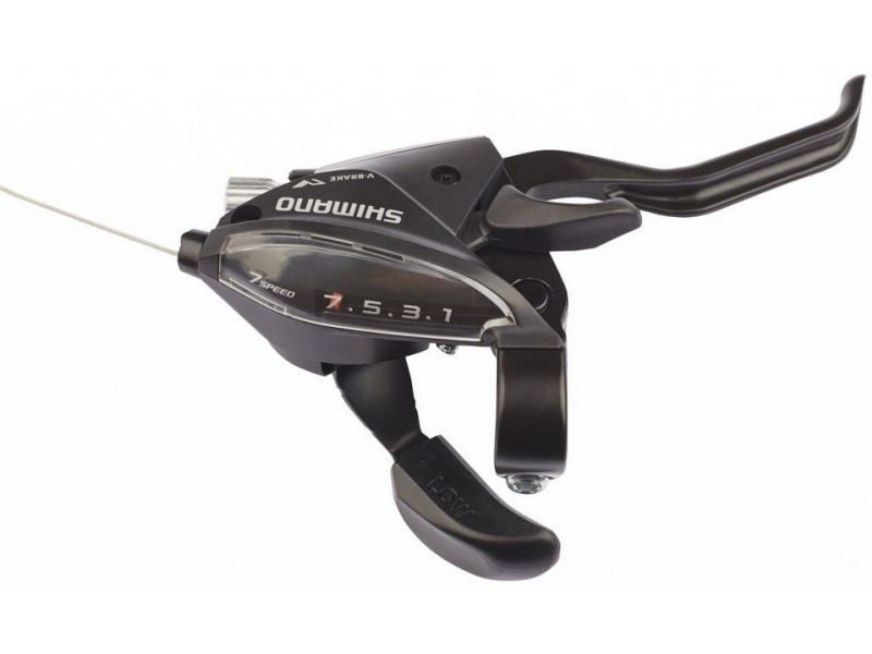 řadicí a brzdová páka Shimano ST-EF510 7p servisní balení