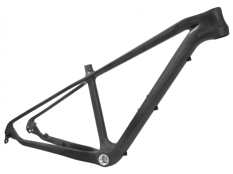 "rám MTB superlight carbon 27,5"" 17"" - 43cm"
