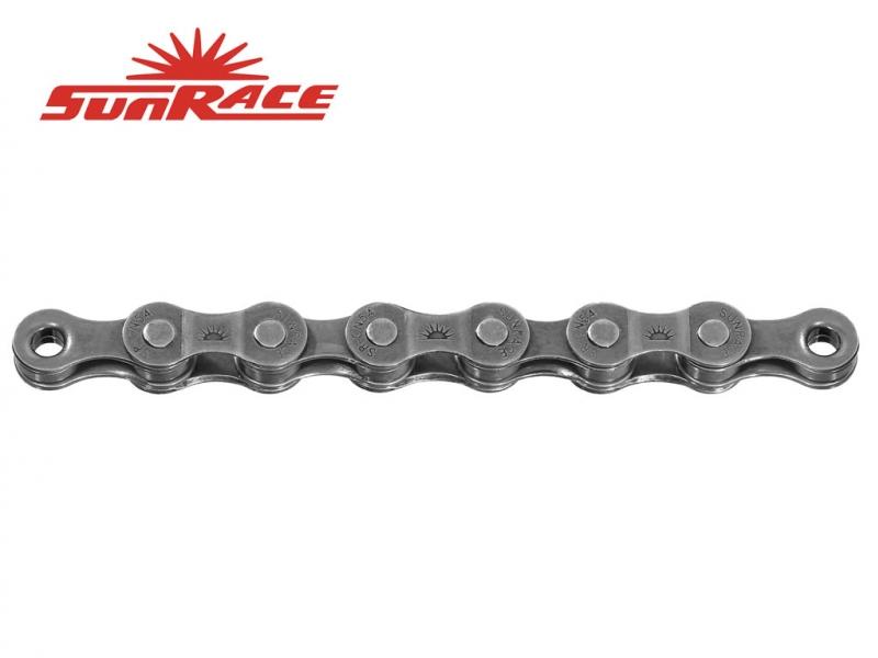 řetěz SunRace CNM54 6/7k 116čl. černý