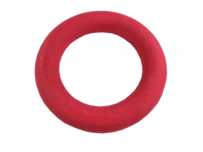Ringo kroužek červený