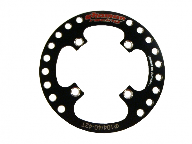 rockring ShamanRacing 120mm BCD120 40-43z. černý
