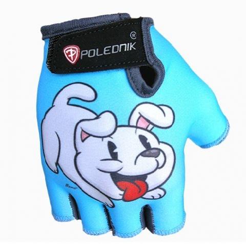 rukavice dětské Poledník Baby new štěně