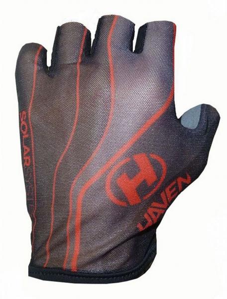 rukavice HAVEN SOLAR SHORT červené