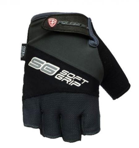 rukavice Poledník SOFT GRIP černé