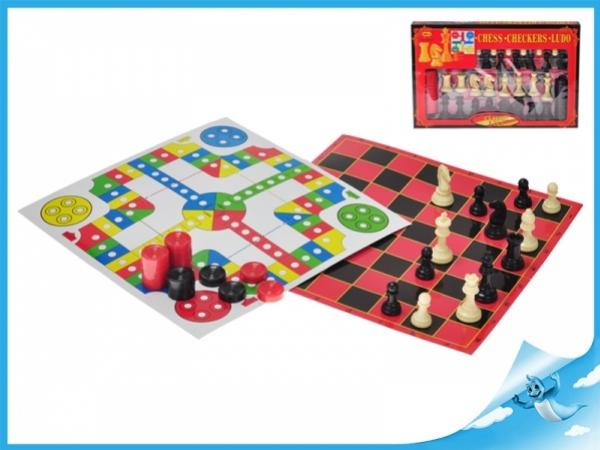 šachy 3v1