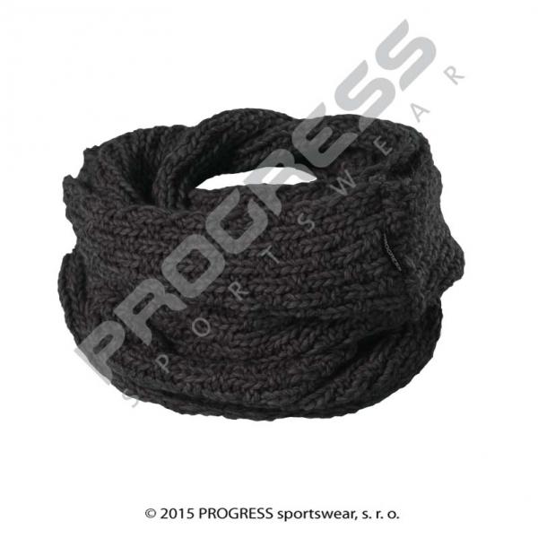 šála Progress LINA pletená černá