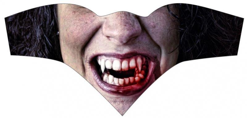 šátek HAVEN trojcípý Bugaboos Vampire
