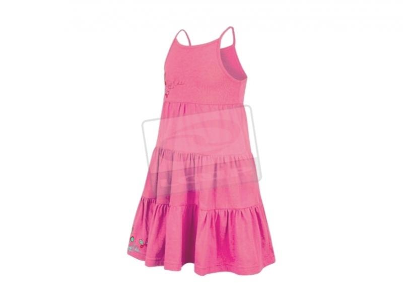 šaty dětské LOAP RAVELA růžové