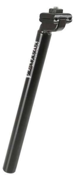 sedlovka 26,6 x 300mm Ventura CrMo+Al černá