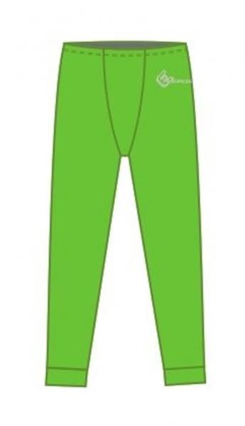 spodky dlouhé pánské Progress WS SDN zelené