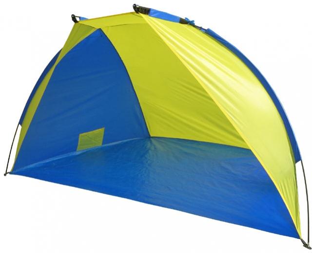 stan plážový 220x115x120cm modro/žlutý