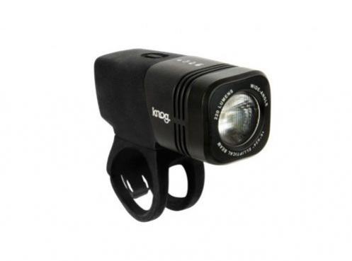 osvětlení přední Knog Blinder ARC 220 černé