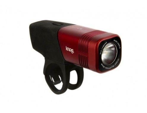 osvětlení přední Knog Blinder ARC 640 červené