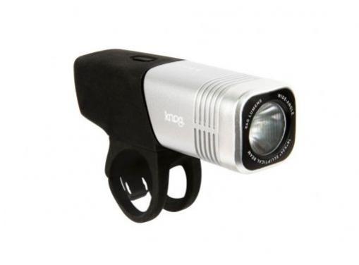 osvětlení přední Knog Blinder ARC 640 stříbrné