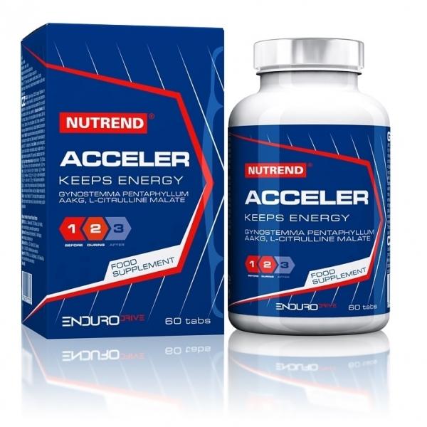 tablety Nutrend ACCELER 60tablet