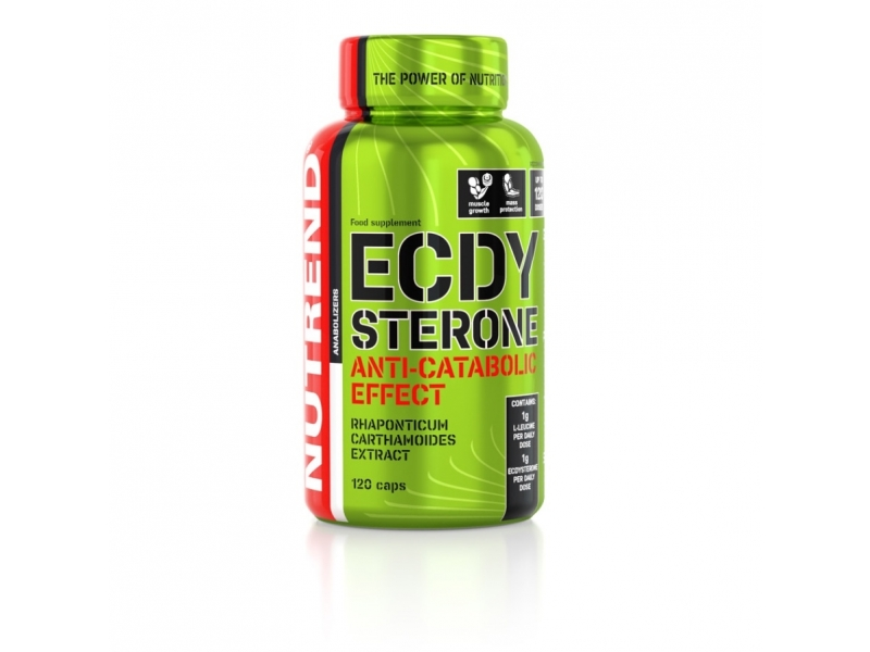 tablety Nutrend Ecdysterone 120tablet