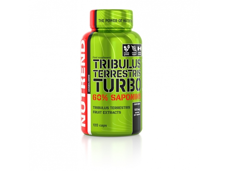 tablety Nutrend Tribulus Terrestris Turbo 120tablet