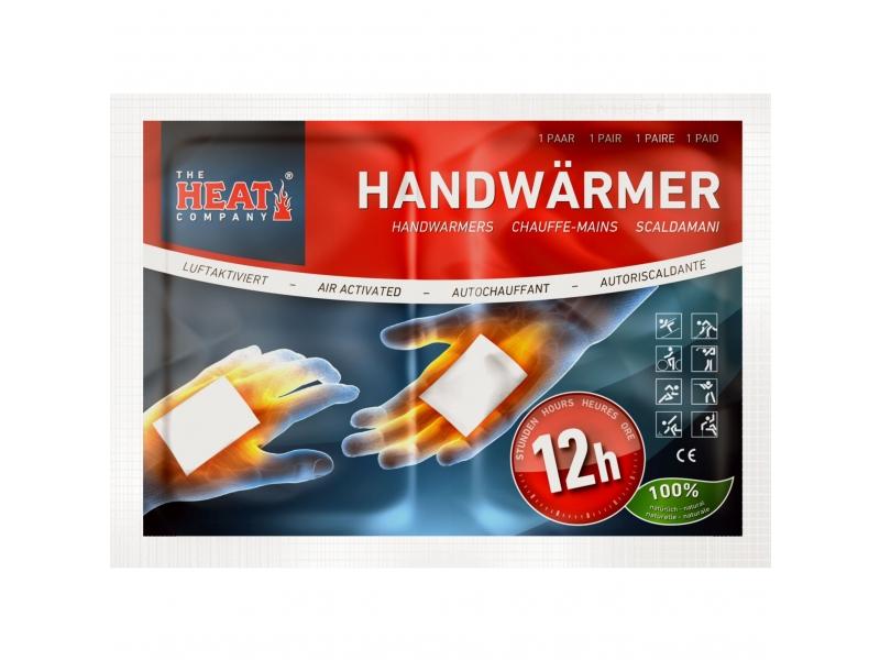 tepelné polštářky Heat Handwarmer