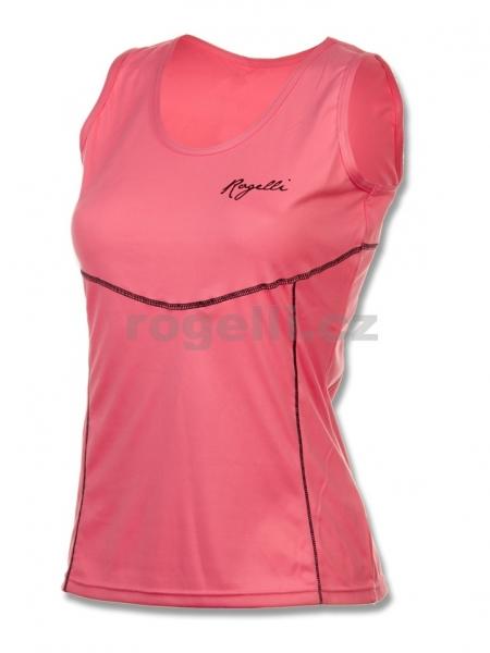 tílko dámské Rogelli funkční FLAVIA růžové
