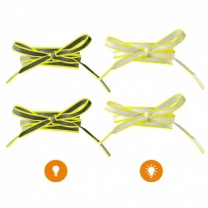 tkaničky reflexní žluté