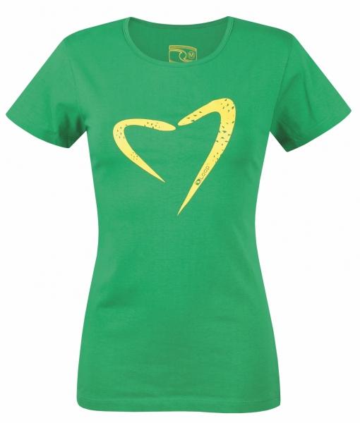 triko krátké dámské LOAP BEECCA zelené
