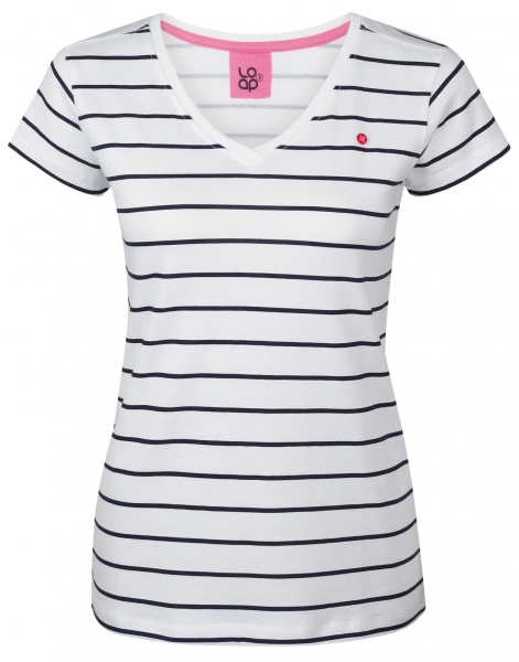 triko krátké dámské LOAP BETANA bílé
