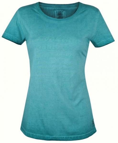 triko krátké dámské LOAP ZEVA modré