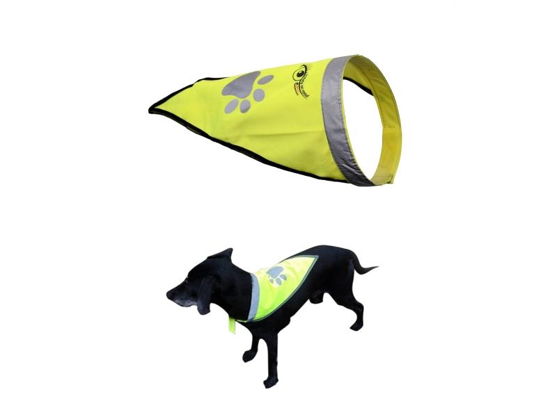 vesta reflexní pro psy do 15kg