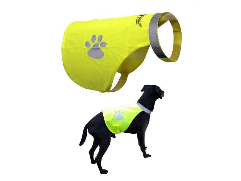 vesta reflexní pro psy do 20kg