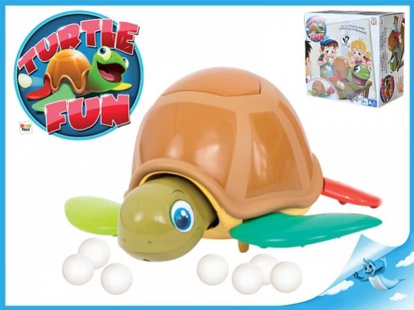 želva Turtle Fun 22cm se zvukem