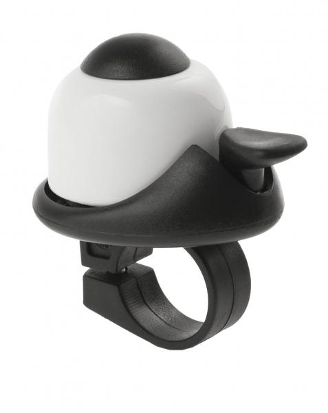 Zvonček M-Wave Bella biely