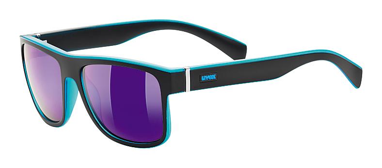 brýle UVEX LGL 21 černo/modré