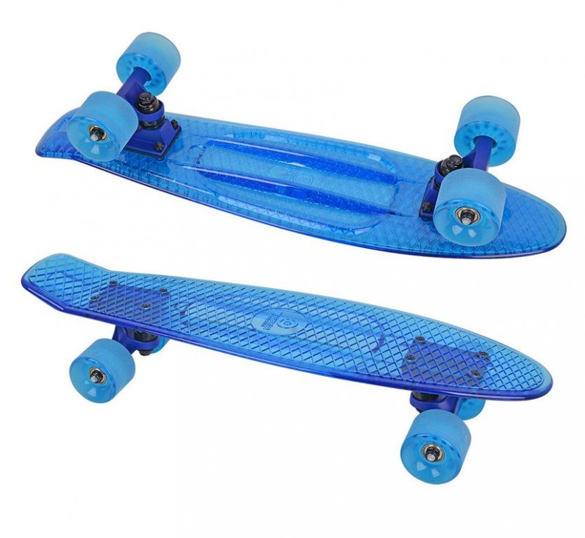 skateboard Tempish BUFFY STAR celomodrý