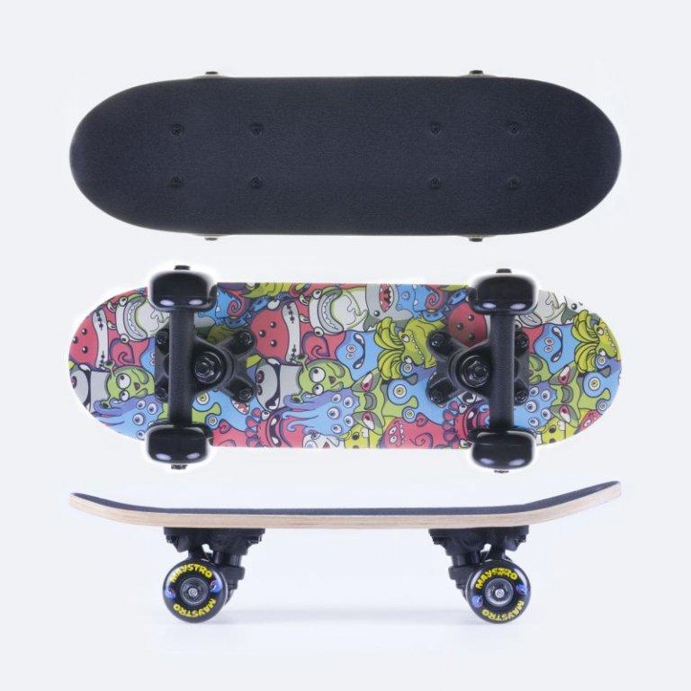 skateboard Spokey MAYSTRO mini
