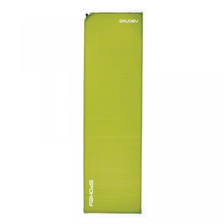 matrace samonafukovací Spokey SAVORY GREEN 2,5cm