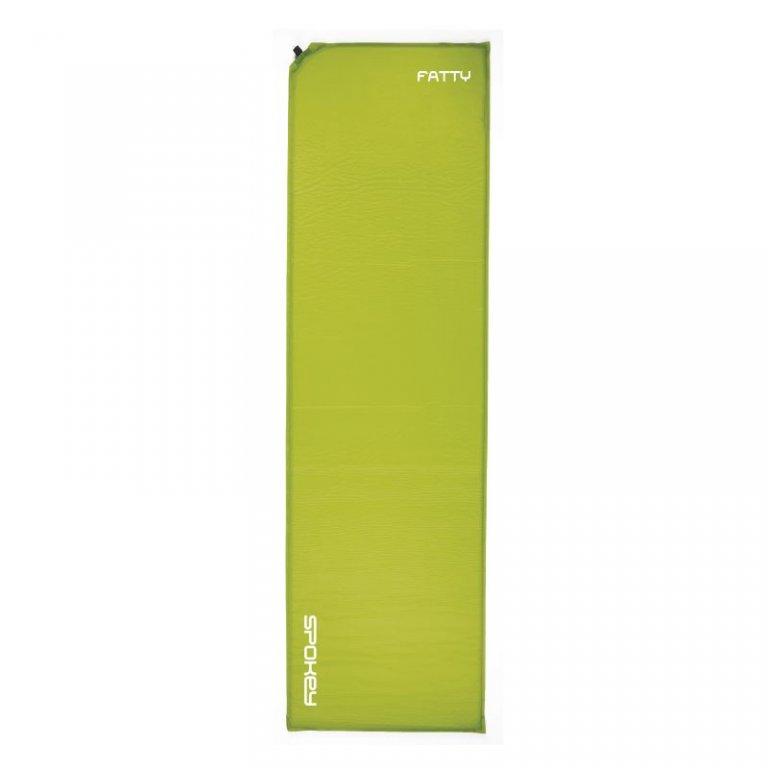 matrace samonafukovací Spokey FATTY GREEN 5cm
