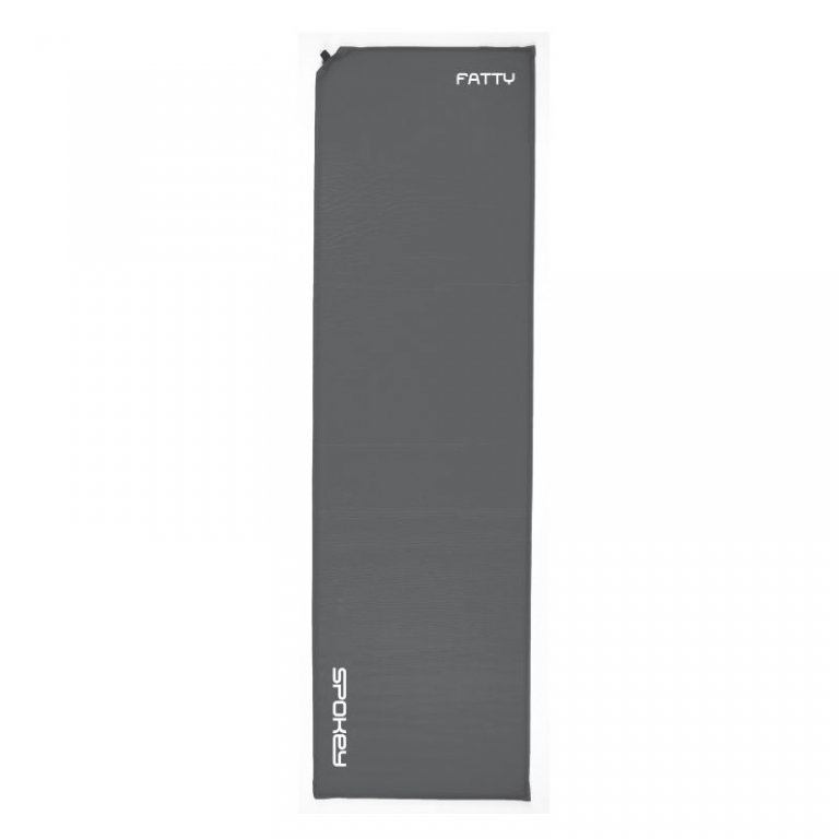 matrace samonafukovací Spokey FATTY GRAY 5cm