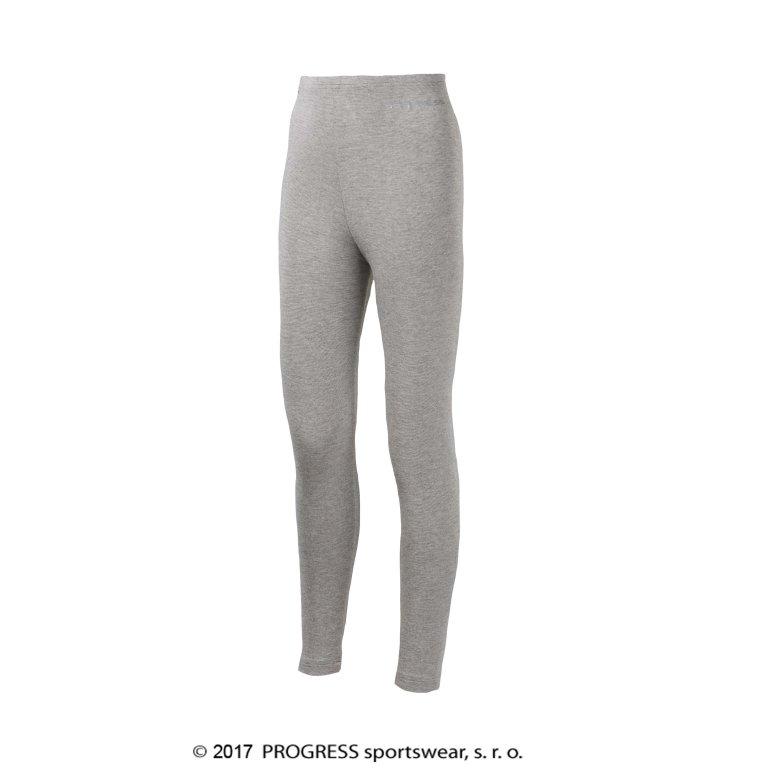 kalhoty dlouhé dětské Progress CHICO šedé, 164