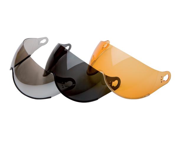brýle lyžařské HAVEN k helmě VISOR oranžové