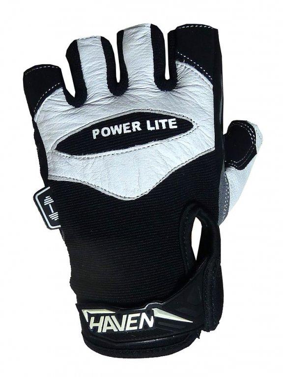 rukavice HAVEN fitness POWER LITE černé, L