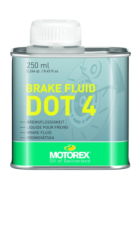 olej Motorex BrakeFluid DOT4 250ml