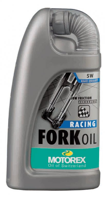 olej MOTOREX Racing Fork Oil 5W 1l