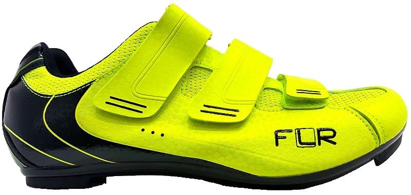 boty FLR F-35 neon žluté, 36