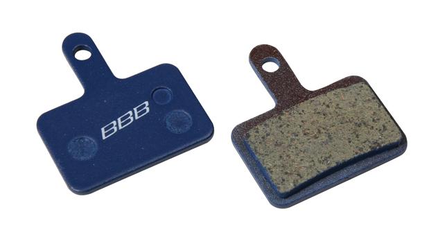 brzdové destičky BBB BBS-53 Deore hydraulic