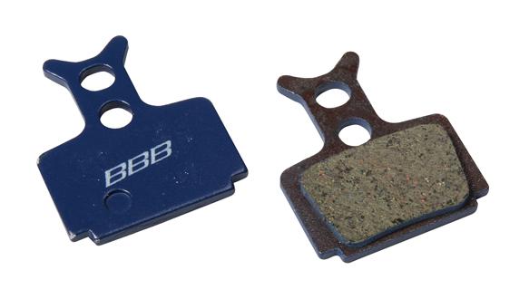 brzdové destičky BBB BBS-67 Formula Mega