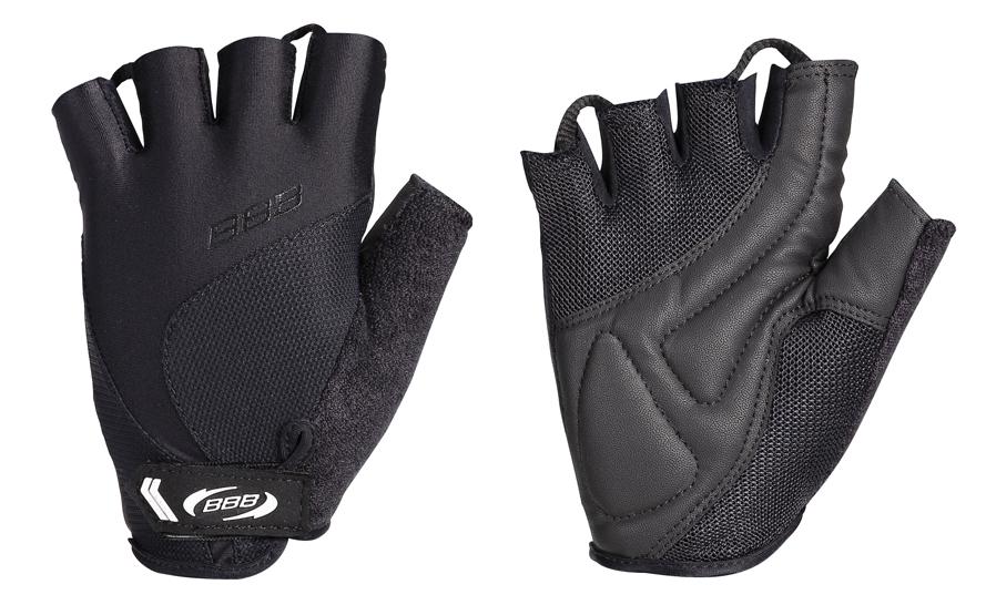 rukavice pánské BBB Classic černé, L