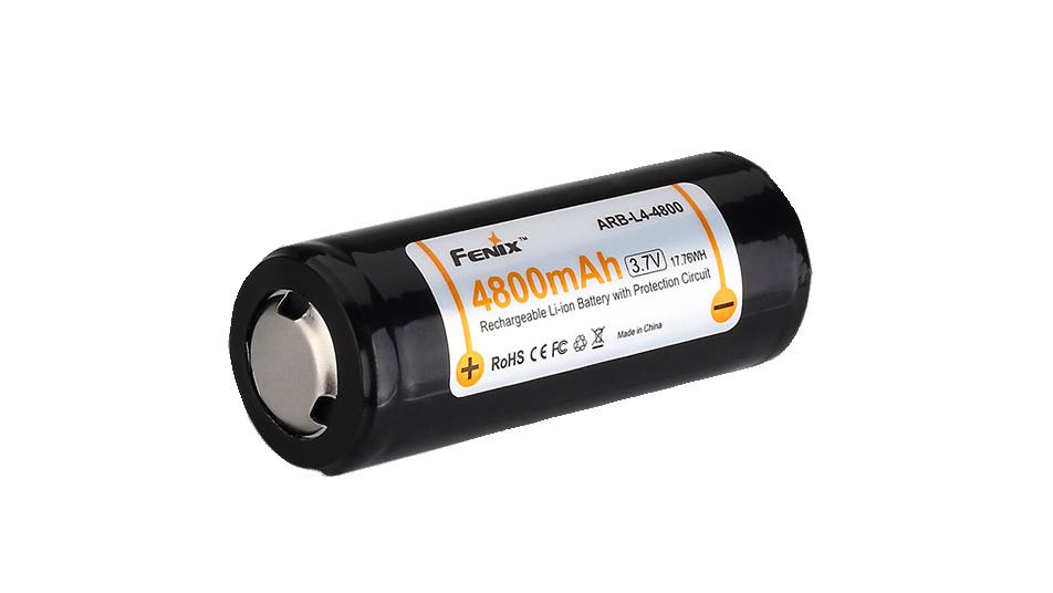 baterie 26650 Fenix (Li-Ion) 4800mAh