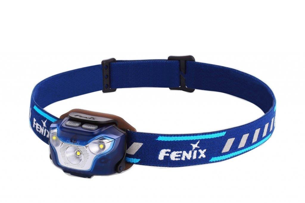 čelovka Fenix HL26R nabíjecí - modrá