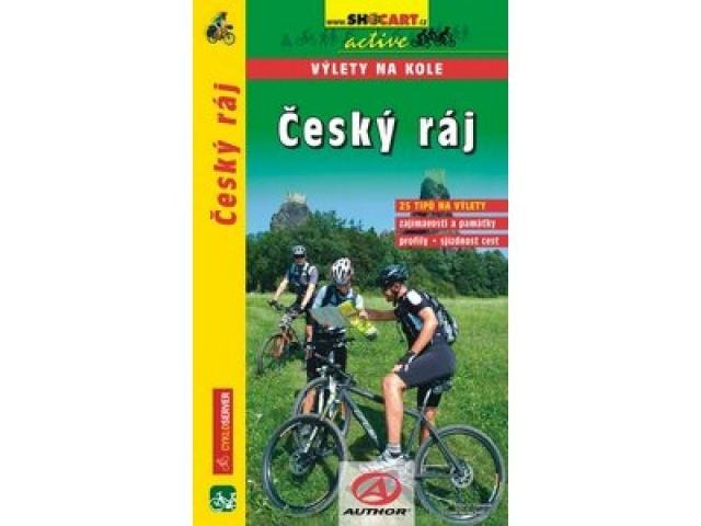 cykloprůvodce Český ráj výlety na kole