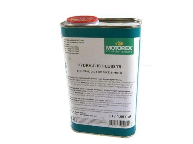 olej MOTOREX Hydraulic Fluid 75 1l